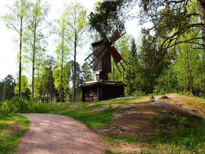 Seurasaari Open Air Museum