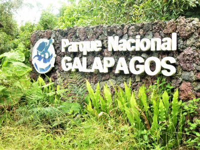 The Galapagos National Park