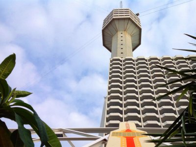 Pattaya Park Tower in Pattaya