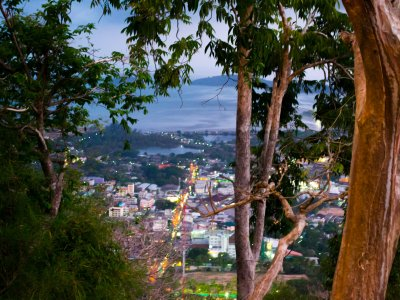 Monkey Hill in Phuket