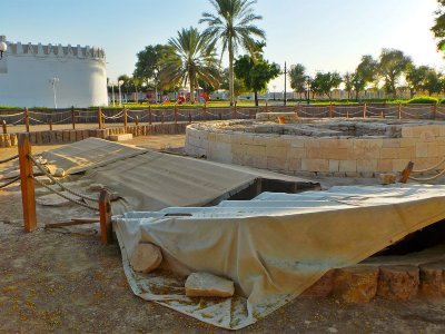 Hili Archaeological Gardens in Al Ain
