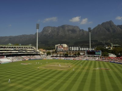 Newlands Cape Town Cricket Ground in Cape Town