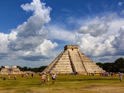 Chichen Itza in Cancun