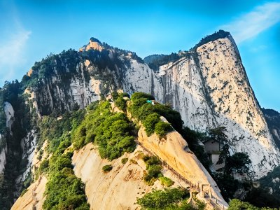 Mount Hua in Weinan