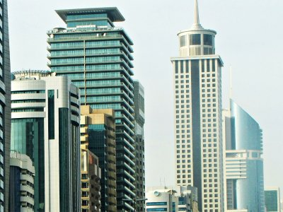 Khalid Al Attar Tower 2 in Dubai