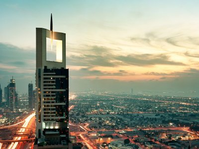 Chelsea Tower in Dubai
