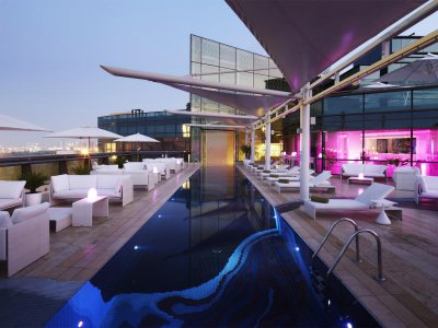 CU-BA Night Club in Dubai