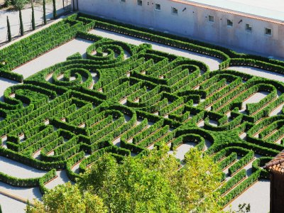 The Borges Labyrinth