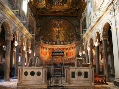 Basilica of Saint Clement in Rome