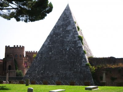 Pyramid of Caius Cestius