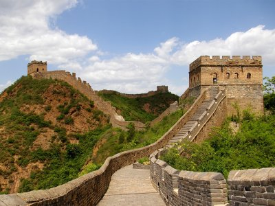 Great Wall of China in Beijing