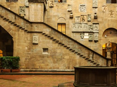 National Museum of Bargello in Florence