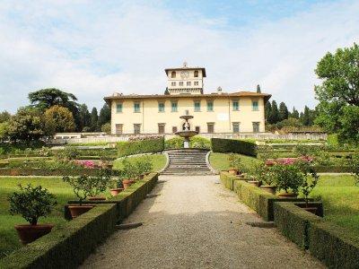 Cascine park florence for Villa la petraia