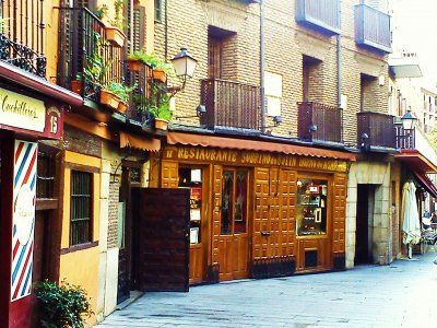 Botin Restaurant in Madrid