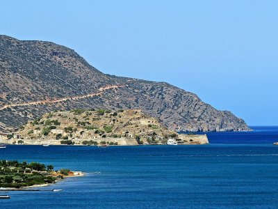 The Leper Island Spinalonga on Crete