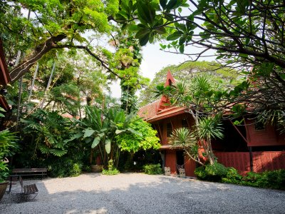 The Jim Thompson House in Bangkok