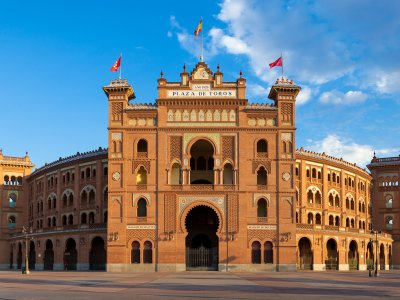 Las Ventas in Madrid