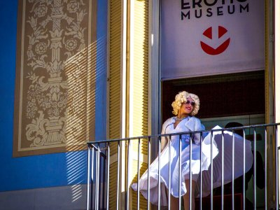 Erotic Museum in Barcelona