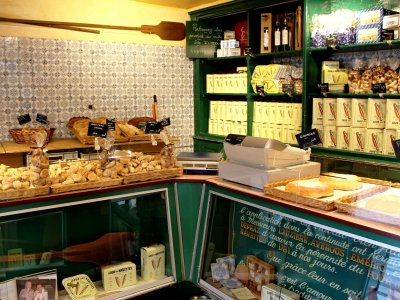 Four des Navettes bakery in Marseille