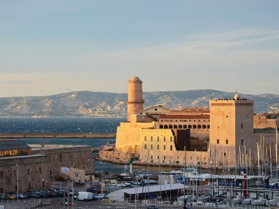 Fort Saint-Jean in Marseille