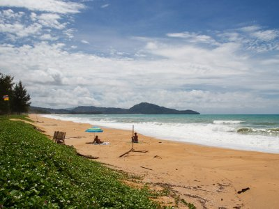 Mai Khao beach in Phuket