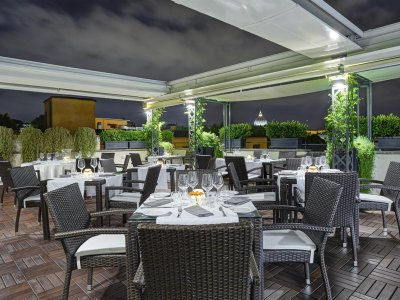 I Sofa Bar Restaurant & Roof Terrace in Rome