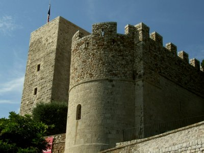 De la Castre castle in Cannes