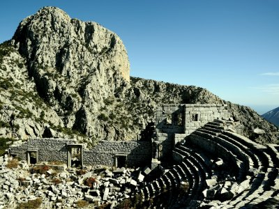 The Ancient City Termessos in Antalya