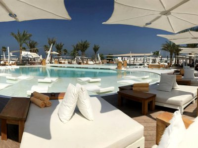 Nikki Beach in Saint-Tropez
