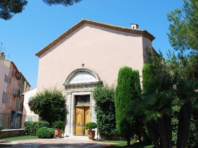 Museum of the Annunciation in Saint-Tropez