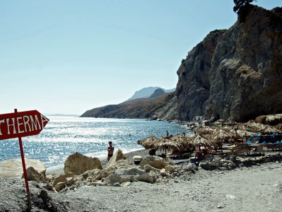 Therma Beach on Kos