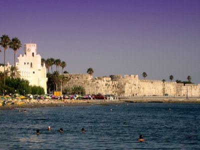 Castle of Neratzia on Kos