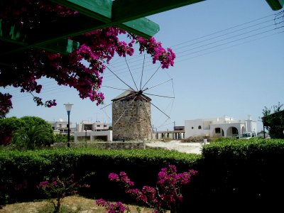 Antimachia village on Kos