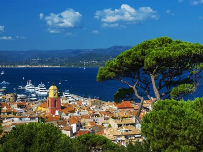 Saint-Tropez in Saint-Tropez