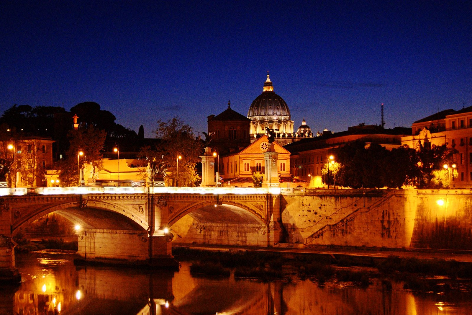 Rome by Night Tour, Rome