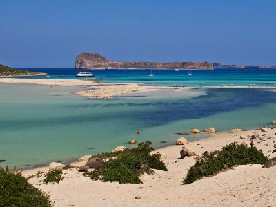 Cruise to Gramvousa & Balos