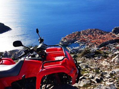 ATV tour in Dubrovnik