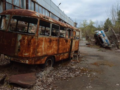 Urgent one-day tour (Chernobyl + Pripyat) from Kiev