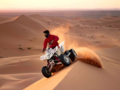 Dubai Desert Safari + Dune Buggy + Quad Biking