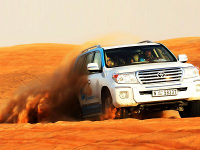 Royal Safari with Sahara Experience (luxury dinner and shows) in Dubai Desert