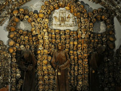 Rome Catacombs & Crypt