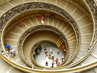 Vatican Museums plus Ancient Rome Group Tour